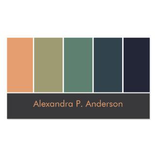 Colorful Boutique (v4) Business Card
