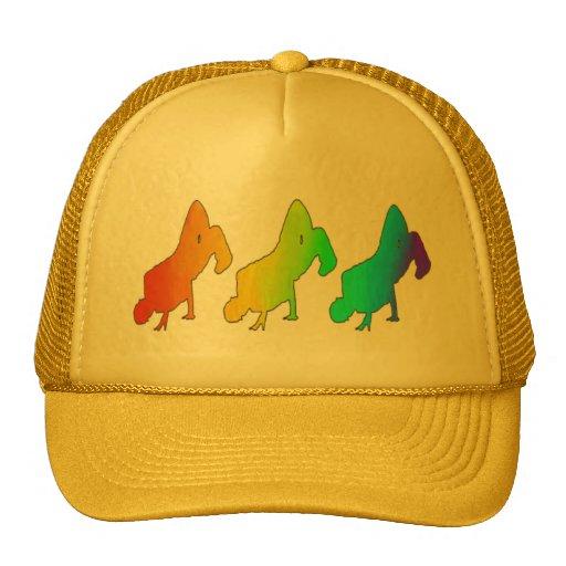 Colorful Break Dance Hat