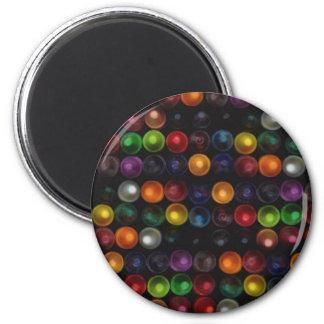 Colorful Bubble Magnet