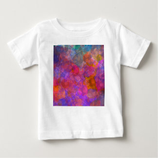 Colorful Bubble Pattern Design Baby T-Shirt