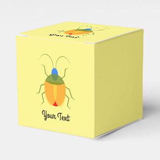 Colorful Bug Favour Box