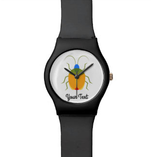 Colorful Bug Watch
