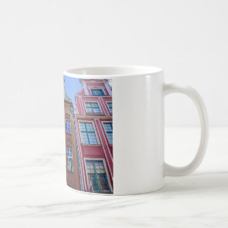 Colorful Buildings in Gdansk Danzig Poland Coffee Mugs