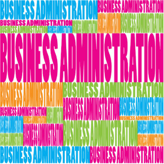 Colorful Business Administration Photo Cut Outs