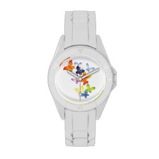 Colorful ButterFlies Watches