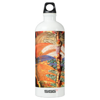 Colorful butterfly kites SIGG traveller 1.0L water bottle
