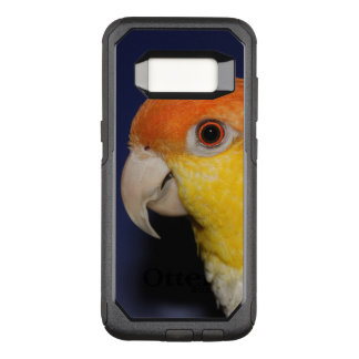 Colorful Caique Parrot OtterBox Commuter Samsung Galaxy S8 Case