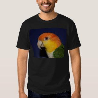 Colorful Caique Parrot Tshirts