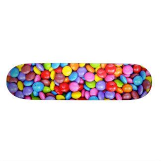 Colorful Candies 21.3 Cm Mini Skateboard Deck