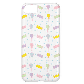 Colorful Candy and Stars iPhone 5C Case
