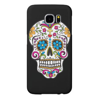 Colorful Candy and Sugar Skull