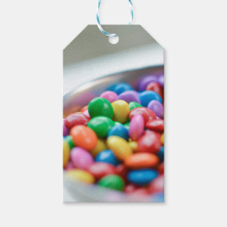 colorful candy gift tags