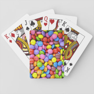 Colorful Candy Playing Cards