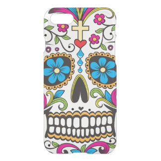 Colorful Candy Skull iPhone 8/7 Case