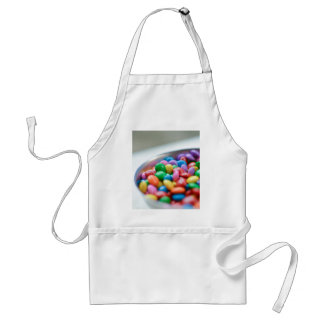 colorful candy standard apron