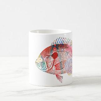 Colorful Carp Coffee Mug