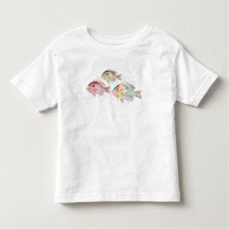 Colorful Carps Toddler T-Shirt