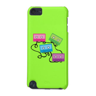 Colorful Cassette Tapes iPod Touch (5th Generation) Covers