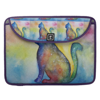 "Colorful Cat Drawing Macbook Pro 15"" Sleeve For MacBook Pro"