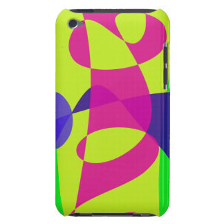 Colorful Caterpillar iPod Touch Case