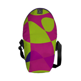 Colorful Caterpillar Courier Bag