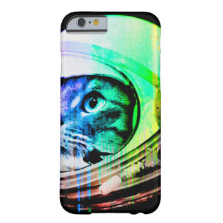 colorful cats - Cat astronaut - space cat Barely There iPhone 6 Case