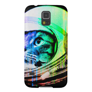 colorful cats - Cat astronaut - space cat Galaxy S5 Cases