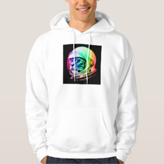 colorful cats - Cat astronaut - space cat Hoodie