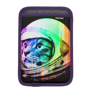 colorful cats - Cat astronaut - space cat iPad Mini Sleeve