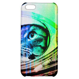 colorful cats - Cat astronaut - space cat iPhone 5C Case