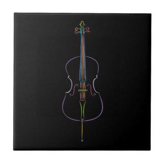 Colorful Cello Ceramic Tile