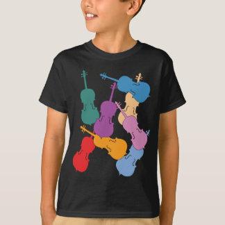 Colorful Cellos Tshirt