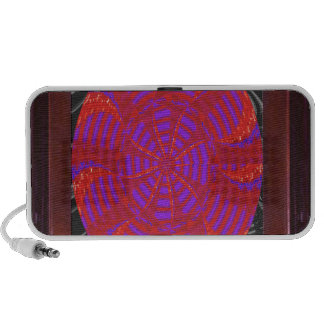 Colorful chakra energy wheel circle round gifts 99 travel speakers