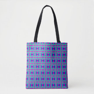 Colorful Chaos 17 Tote Bag