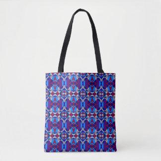Colorful Chaos 22 Tote Bag
