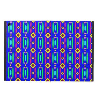 Colorful Chaos 26 iPad Air Case