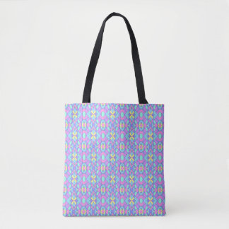 Colorful Chaos 29 Tote Bag