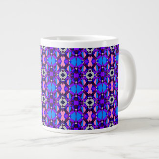 Colorful Chaos 30 Large Coffee Mug