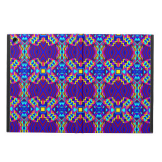 Colorful Chaos 33 iPad Air Case