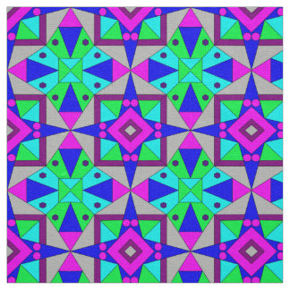Colorful Chaos 36 Fabric