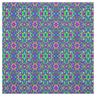Colorful Chaos 9 Fabric