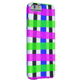 Colorful Checker iPhone case