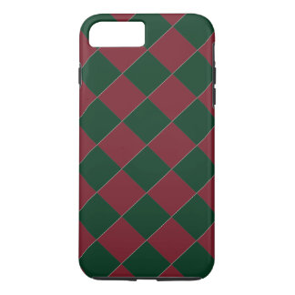 Colorful Checkers - Holiday Hues iPhone 8 Plus/7 Plus Case