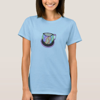 Colorful China Tea Cup! T-Shirt