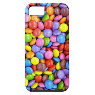 Colorful Chocolate Candy Pattern iPhone 5 Case