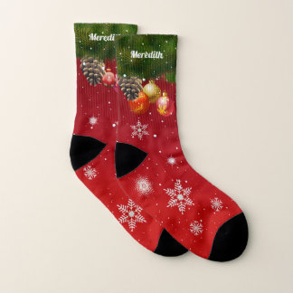 Colorful Christmas Decorations 1
