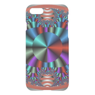 Colorful Chrome Eye Abstract iPhone 7 Case