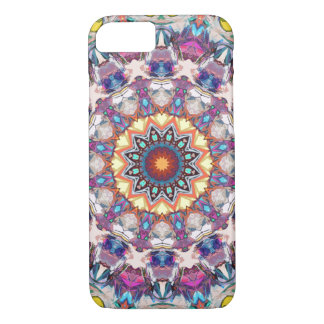 Colorful Circle of Symmetry iPhone 7 Case