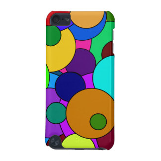 Colorful Circle Pattern iPod Touch (5th Generation) Cover