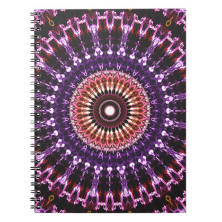 Colorful Circles Mandala Notebook